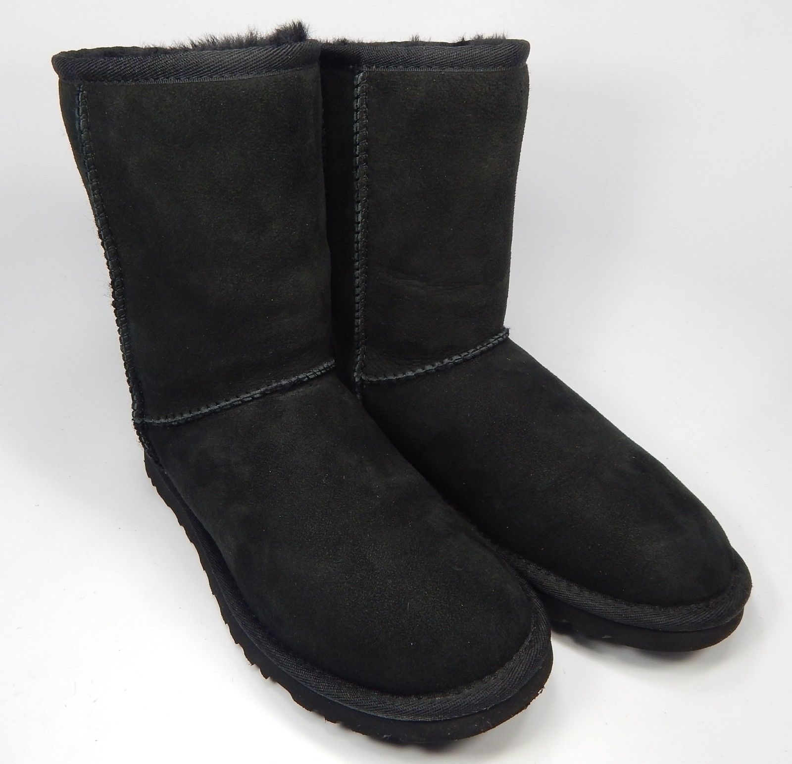 UGG Australia Classic Short Sheepskin Black and 50 similar items. S l1600