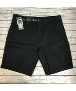 Men's Gerry Venture Belted Cargo Shorts - Size 38 - $24.24