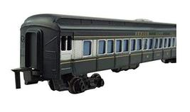 PANDA SUPERSTORE 2 Pieces Simulation Railway Carriages Toy/Train Car Toy, M(263.