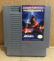 Ironsword Wizards & Warriors II (Nintendo Entertainment System) NES Game * - $9.49