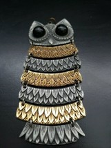 Metal owl decor - $10.96
