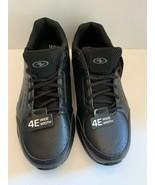 New Men 4E WIDE WIDTH Athletic Works Black Memory Foam Sz 12 lace up - $44.99