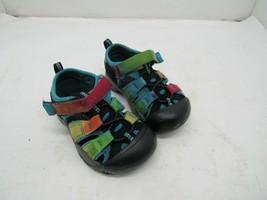 Keen Rainbow Tie Dye Newport H2 Sandals Size 6 Tots - $25.69