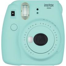 Fujifilm 16550643 instax mini 9 Instant Camera (Ice Blue) - $82.22