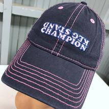 Keg Stand Champion Adjustable Baseball Cap Hat - $14.67