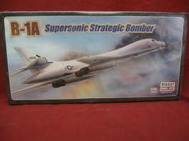 Rockwell B-1A Supersonic Strategic Bomber Hasegawa Minicraft Model 1/144 - $29.69