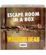 Escape Room in a Box:The Walking Dead Board Game, Party Game for 4 to 8 ... - £32.53 GBP