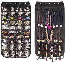 Hanging , Dual Sided Closet Organizers, Earrings Bracelet  Socks Pantyho... - $19.70