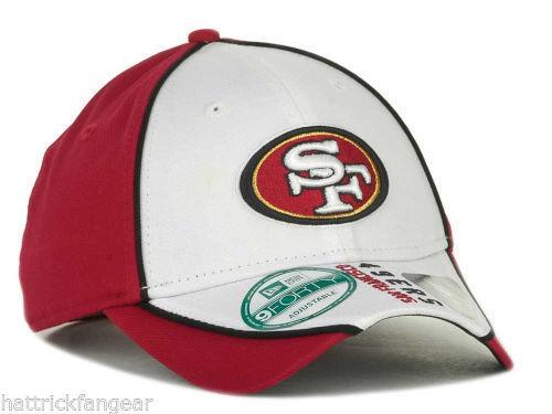 info for 9d128 28014 SAN FRANCISCO 49ERS - NEW ERA 9FORTY ORLANTIC NFL TEAM LOGO CAP HAT- OSFM