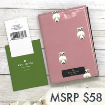 NEW Kate Spade Daycation Painterly Owl Passport Holder #wlru5083 - $49.00