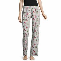 NWT $30 Womens CHRISTMAS  Bears Fleece Sleep lounge Pants Pajama Bottoms... - $14.84
