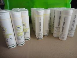 Paul Mitchell Travel Sz Shampoo, Detangler and Lemon Sage Lotion 0.7oz Lot 39 - $38.61
