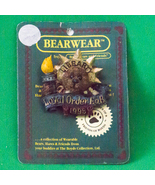 "1998 Boyd's Bears ""Bearwear"" Wearable Pin, Mrs. Liberty - $1.25"