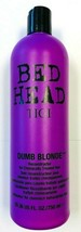 TIGI BED HEAD Dumb Blonde Reconstructor For Chemically Treated Hair 25.36 oz - $15.99