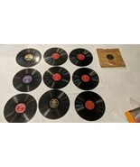 Lot of 10 – 78rpm Records Pop Vocals  Columbia capital imperial majestic... - $19.80