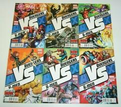 AvX: VS #1-6 VF/NM complete series - avengers vs x-men - marvel comics set lot - £13.43 GBP