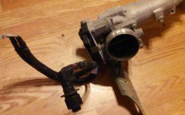 011 2011-2015 GMC SIERRA 6.6 6.6L DURAMAX TURBO LML INTAKE HORN with throttle image 4