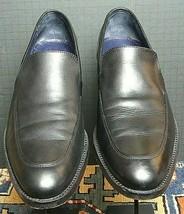 Men's Cole Haan Classic Black Leather Loafer Sz. 10.5M MINT! - $43.70