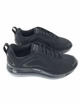 NIKE WOMENS Shoes Air Max 720 Size US 9   Triple Black - $123.26