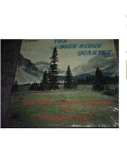 The Blue Ridge Quartet: Burl, Bill, Laverne, Donnie, and The Mark Four [... - $12.40