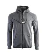 Tech Fleece Top M, Charcoal Grey - $34.16