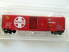 Micro-Trains # 50500432 Atchison, Topeka & Santa Fe 50' Standard Boxcar Z-Scale image 2