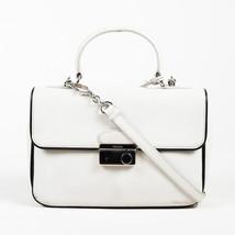 "Prada ""Sound"" Saffiano Lux Leather Satchel Bag - $1,935.00"