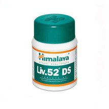 Himalaya Herbal Heath Care Liv.52 DS Tablets - 60 Counts - $9.49