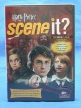 Scene It Harry Potter Replacement Game Dvd Disk Sampler Bonus Features 2005 - $7.99