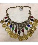 belly dancing jewelry necklace - $13.86