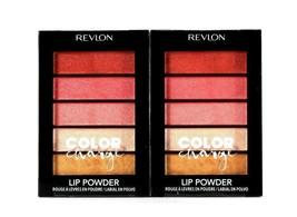 2 Count Revlon 0.1 Oz Color Charge Lip Powder 102 Peach Pucker - $15.99