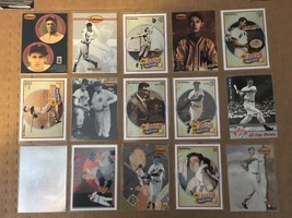 Ted Williams 15 Baseball Card Lot Boston Red Sox NM/M Condition Upper Deck - $3.63