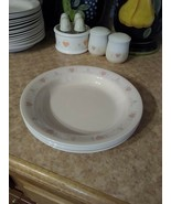 Corelle Forever Yours Rim Soup Bowls Lot of 3 - $45.00