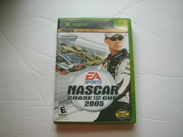 NASCAR CHASE FOR THE CUP 2005 (Microsoft Xbox) ORIGINAL XBOX  EA SPORTS - $5.93