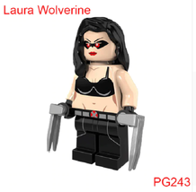 X-Men Wolverine Super Heroes Avengers Star Wars BuildingBlocks Toys For ... - $0.99