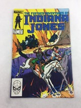 The Further Adventures of Indiana Jones Vol 1 #17 May 1984 Marvel Comic ... - $7.43