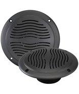 """Magnadyne WR42B 5"""" Black Dual Cone 50 Watts Waterproof Marine Speakers (... - $25.43"""