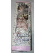 1 Collectible Porcelain Doll USA - $82.70
