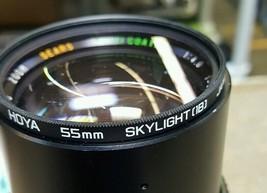 HOYA Camera Len Filter 55mm skylight1b - $9.50