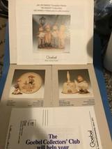 Goebel 1989 MJ Hummel 19th Annual Plate Farm Boy Collectible With Box #318 MIB - $49.99