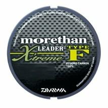 DAIWA morethan LEADER X'treme TYPE F 30lb 25m - $38.02
