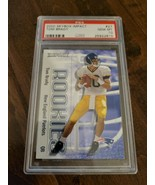 2000 SKYBOX IMPACT TOM BRADY ROOKIE CARD PATRIOTS BUCS GOAT PSA GEM MINT... - $3,999.99