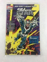 Silver Star 1993 1 of 4 Comic Book Topps Comics - $8.59