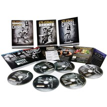 Masters Hammer and Chisel DVD Workout by Beachb... - $21.99