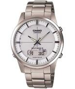 [Casio] Watch Linierage Radio Solar LCW-M170TD-7AJF Silver - $318.24