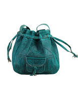 Moroccan Leather Shoulder Bag, Vintage Boho, Crossbody bag, Handmade Tot... - $49.95