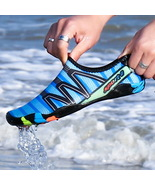 2020 Men Woman Beach Summer Outdoor Wading Shoes Swimming Slipper On Sur... - $25.81