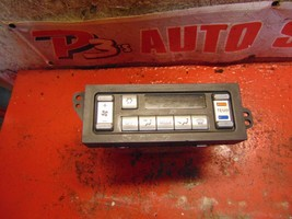 91 93 92 Chrysler Imperial new yorker heater temperature climate control switch  - $39.59