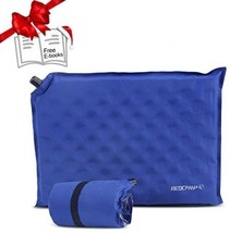 REDCAMP Self Inflatable Seat Cushion For Camping Backpacking 5.6oz, Infl... - $25.38