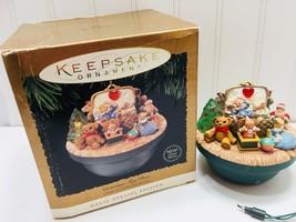 1995 Vintage Hallmark Keepsake Ornament Victorian Toy Box 22727 - $19.30